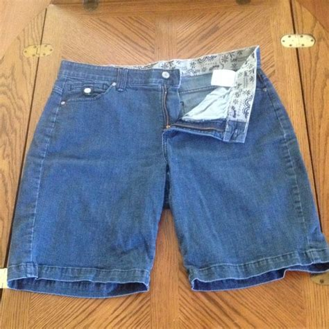 lee comfort waistband shorts lee shorts lee comfort waistband denim w stretch from