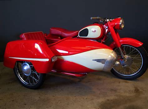 Pannonia Motorrad by Pannonia With Duna Sidecar Helmets N Heels