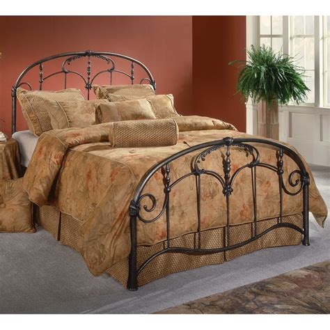 antique iron beds jacqueline antique iron bed in old brushed pewter humble