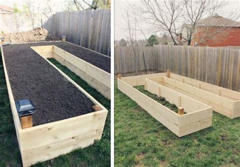 a raised garden bed cheap 12 easy cheap diy raised garden beds ideas site for