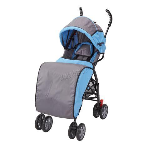 toddler stroller foxhunter baby infant toddler single stroller pushchair