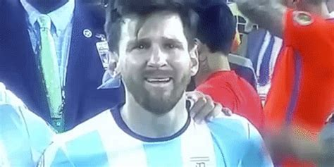 Ronaldo Crying Meme - crying messi gif crying messi know your meme