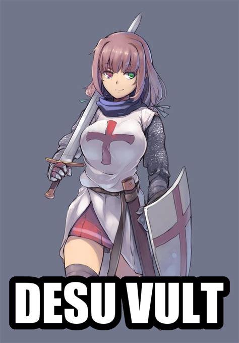 Deus Vult Memes - desu vult deus vult know your meme
