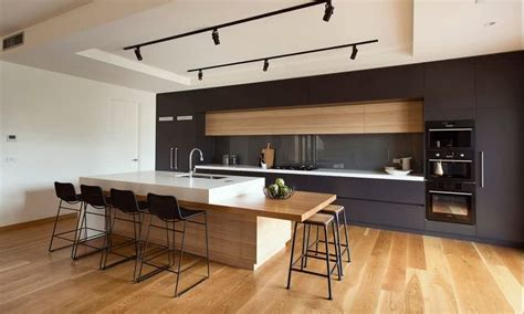 modern kitchens 2018 the best trends of design and