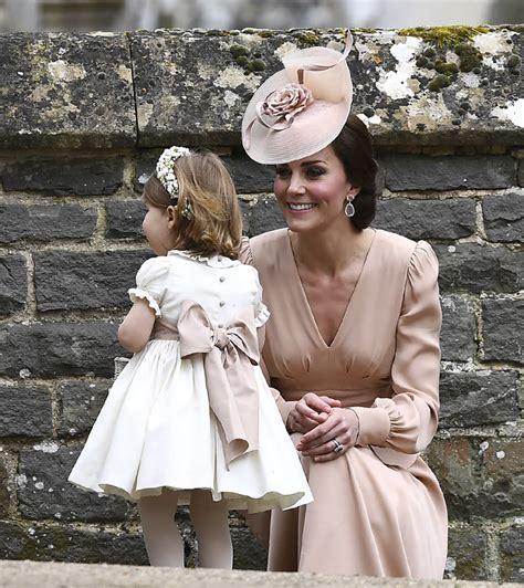 su princesa la novia la elegancia de la duquesa de cambridge en la boda de su hermana
