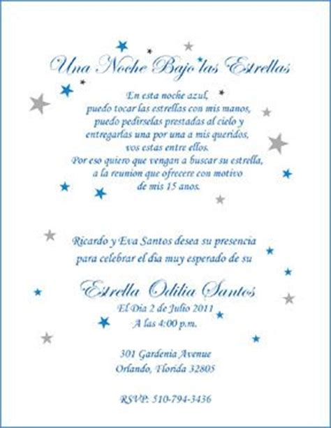 invitations templates for quinceaneras in spanish spanish quinceanera invitations and invitations on pinterest