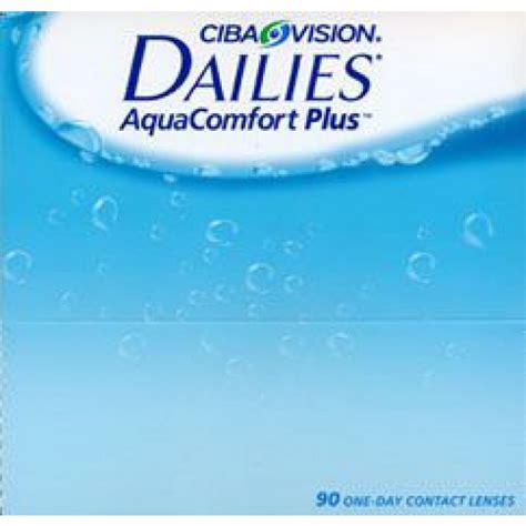 aqua comfort plus 90 focus dailies aquacomfort plus 90 pack daglenzen lenzen