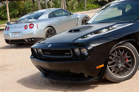 dom toretto challenger fast five fast furious 5 lock and two tyres