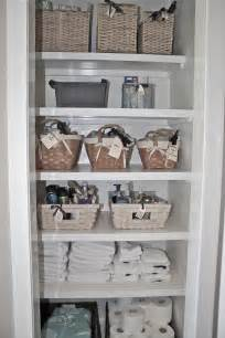 Bathroom Closet Shelving Ideas by The Cottage On The Pond Turning A Closet Into