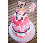 Decoracion De Pasteles Minnie Mouse