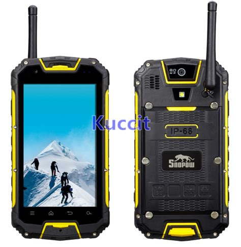android walkie talkie aliexpress buy android walkie talkie ptt two way radio ham handheld range ham radio