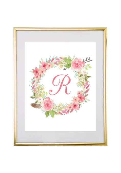 Monogram Maker Free Printable
