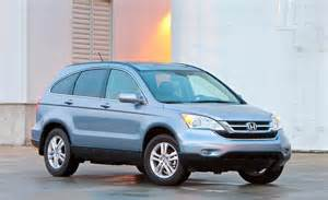 2011 Honda Cr V Ex Car And Driver