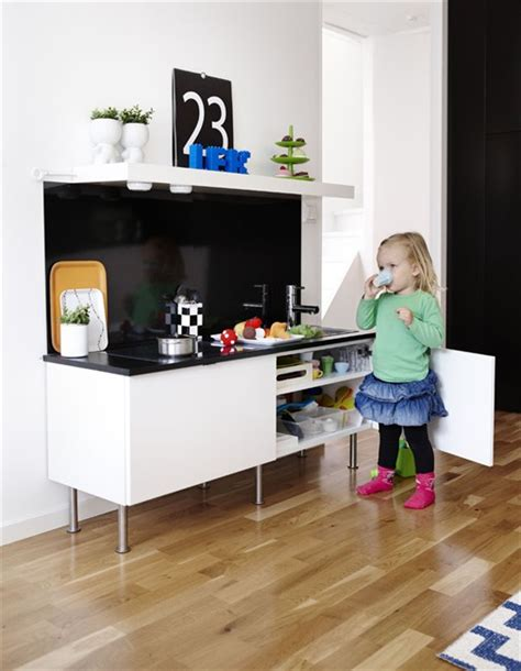 modern play kitchen my scandinavian home colour pop for your poppits