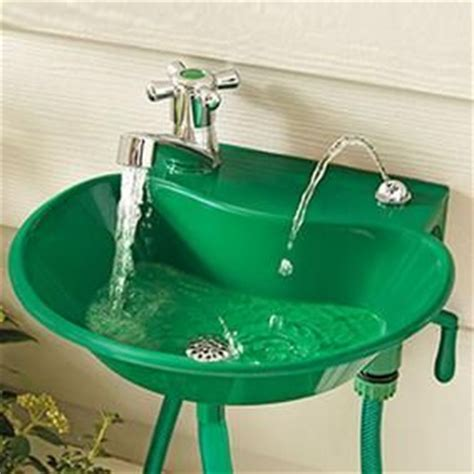 outdoor kitchen sink faucet 2 in 1 outdoor sink faucet fresh finds contest summer patio outdoor sinks