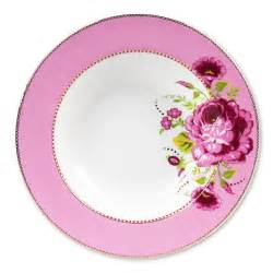 Kitchen Knives Australia Pip Studio Floral Pasta Plate Pink 26 5cm 163 18 00 At