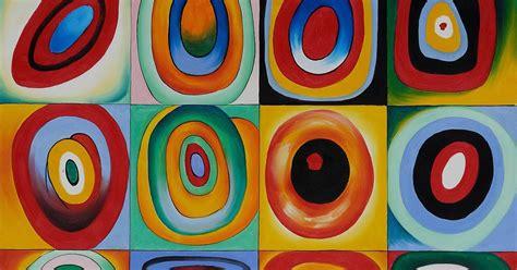cuadros de kandinsky arte para ni 241 os el pintor wassily kandinsky para ni 241 os