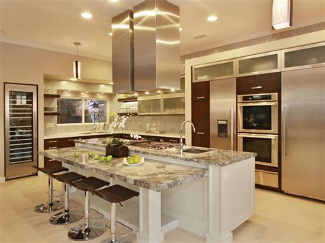 contemporary kitchen design ideas tips focus on modern design sleek decorating ideas from rate