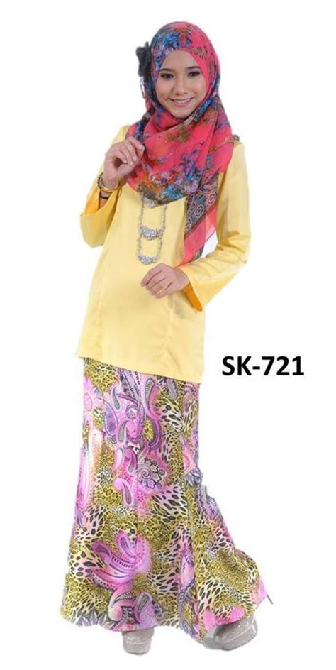 Baju Kurung Kuning Purple top 10 baju mini kurung moden nash fesyen