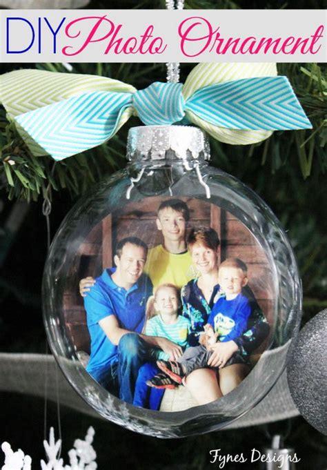diy family ornaments 25 diy ornaments
