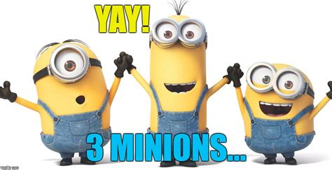 best friends yoplait minion made hello you all rock imgflip