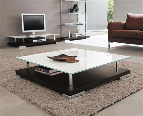 warm and cozy how to decorate a large square coffee table