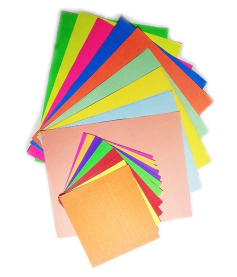 Where Can I Buy Craft Paper - kidstab craft paper pack of 20 buy at best