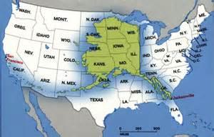 alaska map continental us svendsen marine llc services