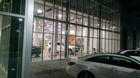 Mercedes Of Pompano by Mercedes Of Pompano Florida Agc Glass