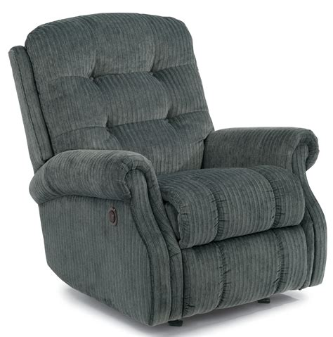 power recliner stopped working flexsteel mackenzi casual button tufted power rocking