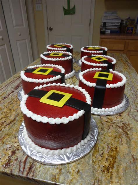 matured xmas cake designs santa cakes cakecentral