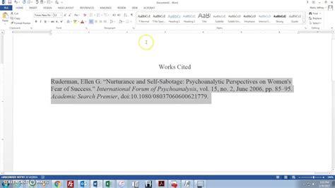 mla format works cited ppt video online download