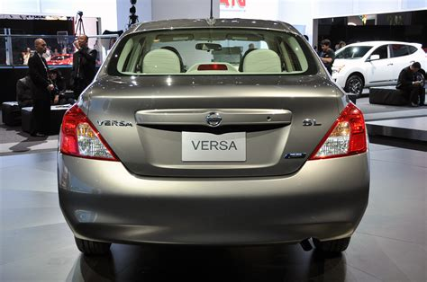 nissan sunny 2012 the india bound 2012 nissan sunny sedan goes to america as