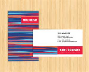 business visiting card format visiting card template