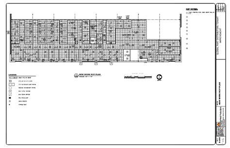 floor plan scale calculator 09 14 2010 tenant improvement macon
