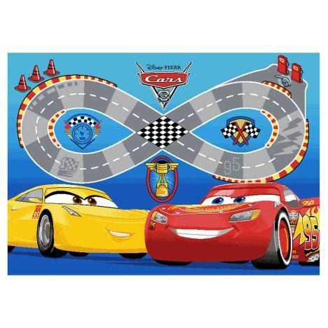 Disney Cars Rug - disney cars race track rug 5414956391863 character brands