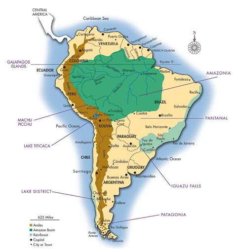 Search South America Rainforest Map Search South America