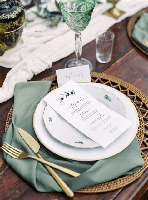 sage green wedding ideas   trends page