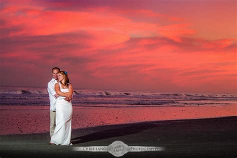 Sunset & Twilight Wedding Photography   Sunset Wedding