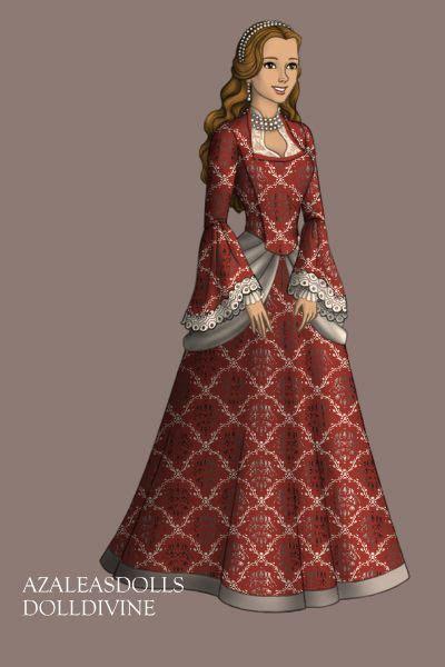 Gamis Azalea Dress leila doll dress up azalea s dress up