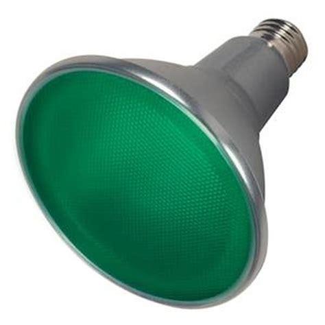 par38 green led flood satco 09481 15par38 led 40 green 120v s9481 par38