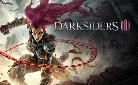 Darksiders III Announced   Cramgaming.com