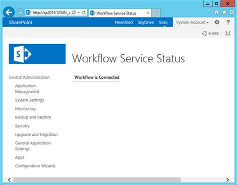sharepoint 2013 workflow step by step step by step guide explaining how to configure the