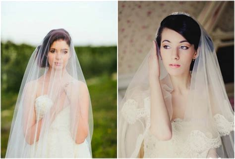 Wedding Hairstyles Side Bun With Veil by Top 8 Wedding Hairstyles For Bridal Veils
