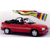 OPEL Kadett Cabriolet  1987 1988 1989 1990 1991 1992