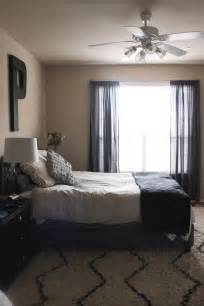 Navy And Gray Bedroom Grey Gusto Amp Grace