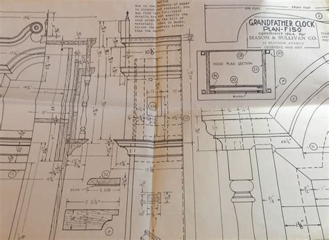 grandfather clock woodworking plans woodwork free woodworking plans grandfather clock plans