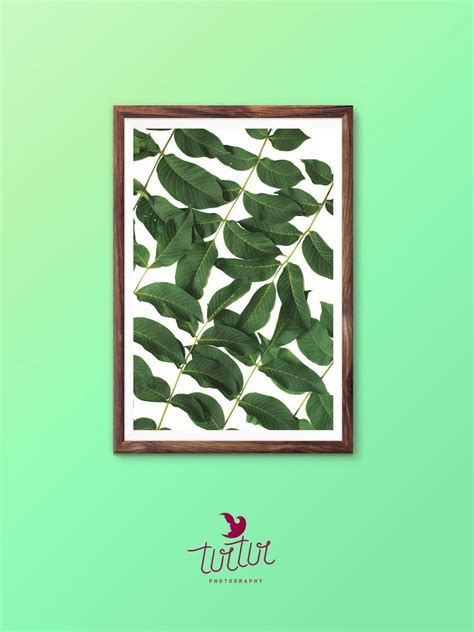 printable wall art photography tropical wall art wall art floral leaf image permalink