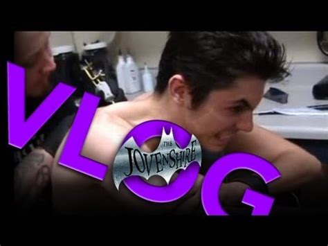 lasercorn tattoo my tattoos the joven vlog