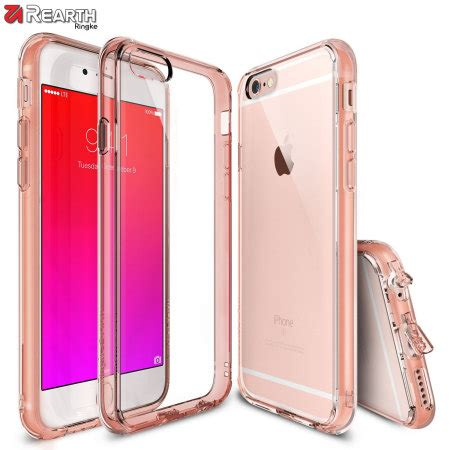 coque iphone 6s 6 rearth ringke fusion gold